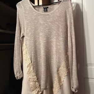 Rue21 Tunic Top